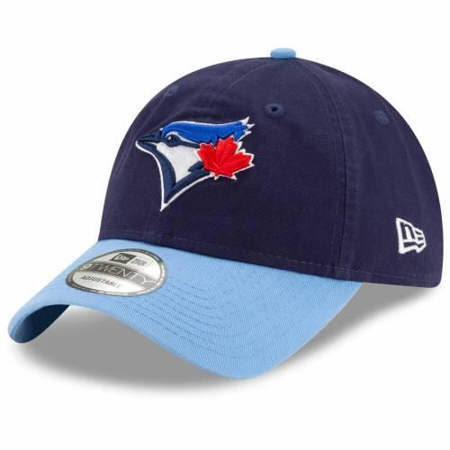 ニューエラ NEW ERA トロント 青 ブルー コア クラシック 赤 レッド バッグ キャップ 帽子 メンズキャップ メンズ 【 Toronto Blue Jays Alternate 2 Replica Core Classic 9twenty Adjustable Hat - Red 】 Navy