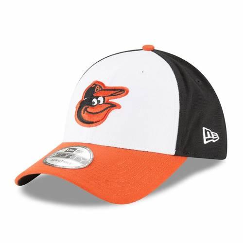 ニューエラ NEW ERA ボルティモア オリオールズ メンズ ロゴ 白 ホワイト バッグ キャップ 帽子 メンズキャップ 【 Baltimore Orioles Mens Logo League 9forty Adjustable Hat - White 】 White