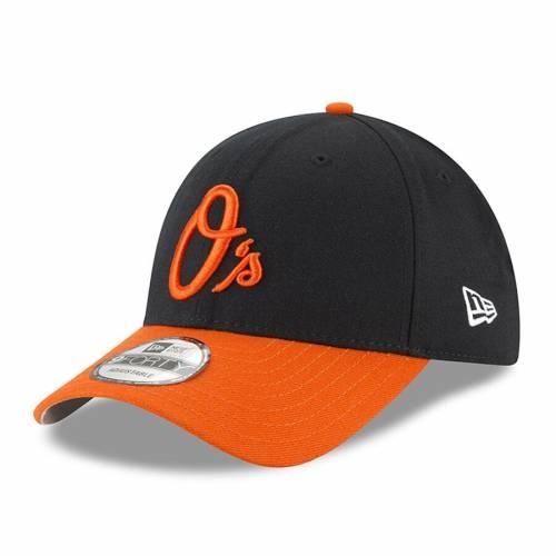 ニューエラ NEW ERA ボルティモア オリオールズ メンズ ロゴ 白 ホワイト バッグ キャップ 帽子 メンズキャップ 【 Baltimore Orioles Mens Logo League 9forty Adjustable Hat - White 】 Black