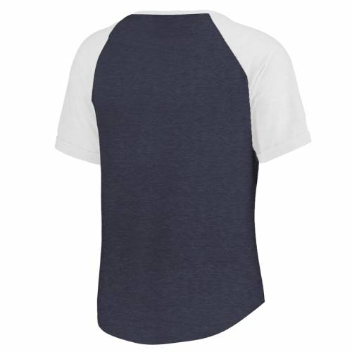 ファナティクス FANATICS BRANDED ヤンキース レディース クーパーズタウン コレクション Tシャツ 紺色 ネイビー ニューヨーク WOMEN'S 【 FANATICS BRANDED HUNTINGTON COOPERSTOWN COLLECTION TRIBLEND TSHIRT NAVY