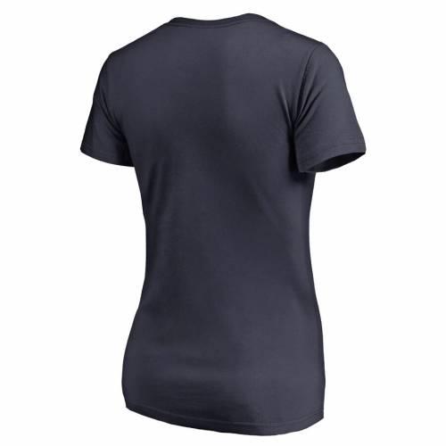 FANATICS BRANDED レイズ レディース Tシャツ WOMEN'S 【 TAMPA BAY RAYS ARMED FORCES WORDMARK TSHIRT NAVY 】 レディースファッション トップス カットソー 送料無料