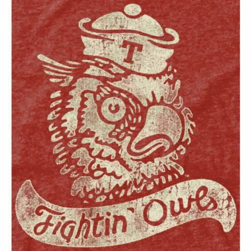 スポーツブランド カジュアル ファッション ファナティクス FANATICS BRANDED テンプル オリジナルス Tシャツ TEMPLE OWL CHERRY TSHIRT カットソー SALE TRIBLEND 迅速な対応で商品をお届け致します FIGHTING トップス OWLS メンズファッション ORIGINALS