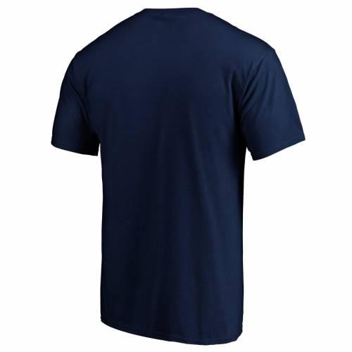 スポーツブランド カジュアル ファッション ファナティクス FANATICS ランキングTOP5 BRANDED シカゴ ファイア Tシャツ ネイビー カットソー 豪華な メンズファッション TSHIRT トップス 紺色 NAVY CREST