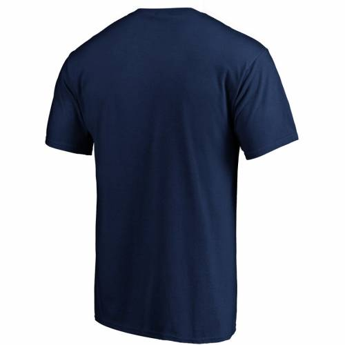 FANATICS BRANDED インディアナ ペイサーズ チーム ロゴ Tシャツ 【 TEAM INDIANA PACERS PRIMARY LOGO TSHIRT NAVY 】 メンズファッション トップス カットソー 送料無料