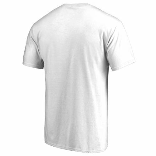FANATICS BRANDED ロゴ Tシャツ & 【 YALE BULLDOGS BIG TALL PRIMARY LOGO TSHIRT WHITE 】 メンズファッション トップス カットソー 送料無料