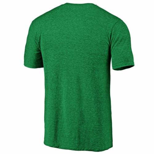 FANATICS BRANDED Tシャツ PADDY'S 【 TAMPA BAY LIGHTNING PRIDE TRIBLEND TSHIRT HEATHERED KELLY GREEN 】 メンズファッション トップス カットソー 送料無料