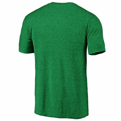 FANATICS BRANDED ボストン Tシャツ PADDY'S 【 BOSTON BRUINS PRIDE TRIBLEND TSHIRT HEATHERED KELLY GREEN 】 メンズファッション トップス カットソー 送料無料