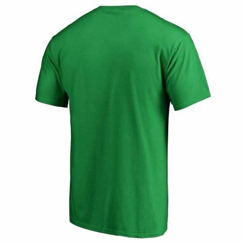 スポーツブランド カジュアル ファッション 半額 ファナティクス FANATICS BRANDED エドモントン オイラーズ Tシャツ 緑 カットソー ST. グリーン TULLAMORE TSHIRT トップス GREEN DAY 限定モデル メンズファッション PATRICK'S