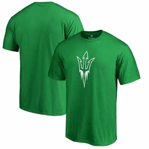 新しいエルメス ファナティクス FANATICS BRANDED アリゾナ スケートボード デビルス 白色 ホワイト ロゴ Tシャツ 緑 グリーン アリゾナステイト サンデビルズ ST. PATRICK&39;S 【 STATE GREEN FANATICS BRANDED DAY WHITE LOGO T, sellishop fcf319d5