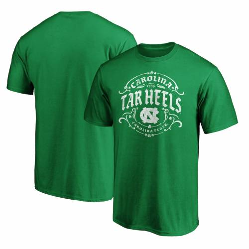 【代引き不可】 ファナティクス FANATICS BRANDED ノース カロライナ Tシャツ 緑 グリーン ノースカロライナ ターヒールズ ST. PATRICK&39;S 【 GREEN FANATICS BRANDED DAY TULLAMORE TSHIRT 】 メンズファッション トップス Tシ, 余市町 825da826
