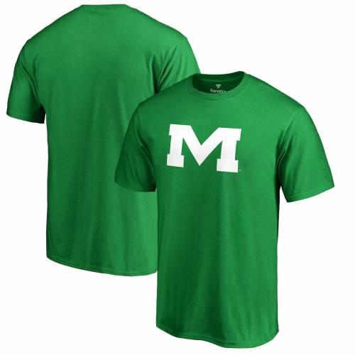 100%本物 ファナティクス FANATICS BRANDED レベルス 白色 ホワイト ロゴ Tシャツ 緑 グリーン ミシシッピ ST. PATRICK&39;S 【 GREEN FANATICS BRANDED DAY WHITE LOGO TSHIRT 】 メンズファッション トップス Tシャツ カッ, BIG AMERICAN SHOP bc5655de