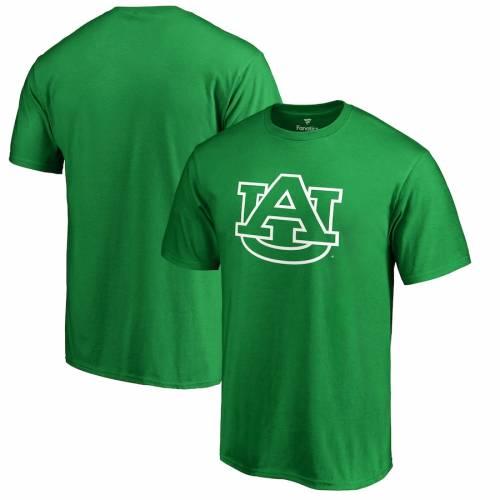 見事な創造力 ファナティクス FANATICS BRANDED オーバーン タイガース 白色 ホワイト ロゴ Tシャツ 緑 グリーン ST. PATRICK&39;S 【 GREEN FANATICS BRANDED DAY WHITE LOGO TSHIRT 】 メンズファッション トップス Tシャツ カ, 宮城郡 d50c8952