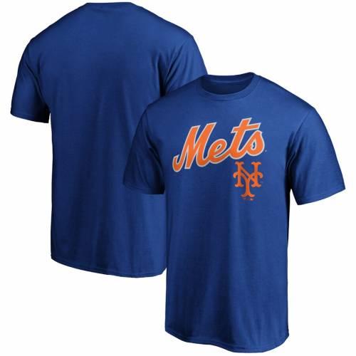 FANATICS BRANDED メッツ クーパーズタウン コレクション チーム Tシャツ 灰色 グレー グレイ メンズファッション トップス カットソー メンズ 【 New York Mets Cooperstown Collection Team Wahconah T-shirt