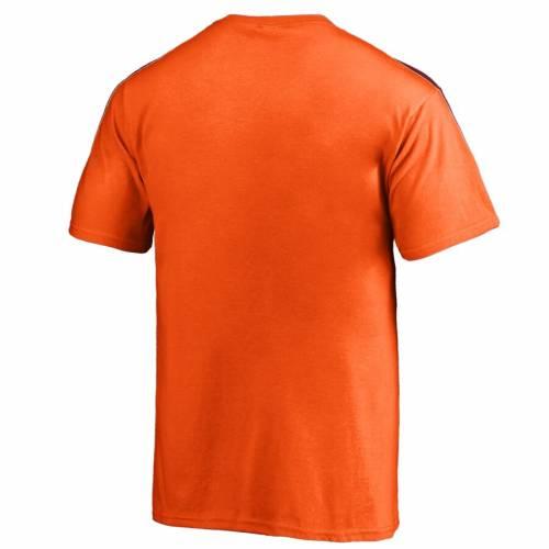 FANATICS BRANDED タイガース 子供用 Tシャツ 橙 オレンジ キッズ ベビー マタニティ トップス ジュニア 【 Clemson Tigers Youth True Sport Football T-shirt - Orange 】 Orange