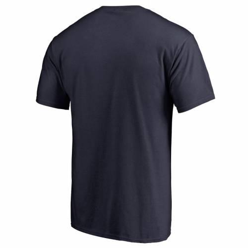 FANATICS BRANDED ミシガン Tシャツ 【 MICHIGAN WOLVERINES BEAT OSU HOMETOWN TSHIRT NAVY 】 メンズファッション トップス カットソー 送料無料