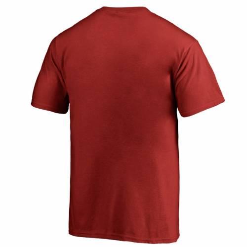FANATICS BRANDED 子供用 サッカー Tシャツ 赤 カーディナル キッズ ベビー マタニティ トップス ジュニア 【 Arkansas Razorbacks Youth True Sport Soccer T-shirt - Cardinal 】 Cardinal