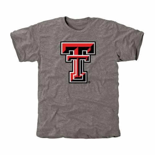 スポーツブランド カジュアル ファッション トップス 半袖 人気ブレゼント ファナティクス FANATICS BRANDED テキサス テック 赤 レッド レイダース 灰色 PRIMARY 日本 Tシャツ RED レッドレイダース クラシック グレイ CLASSIC GRAY TSHI キサステック グレー TRIBLEND
