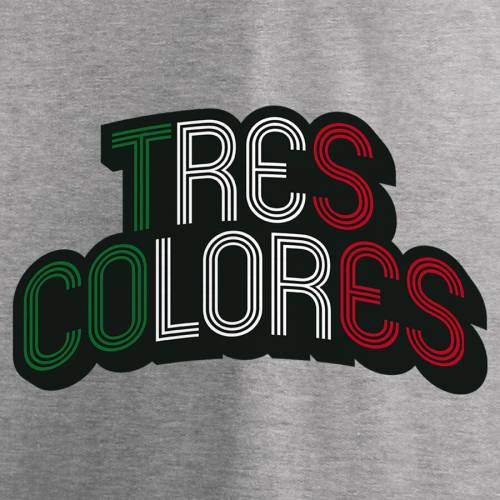 FANATICS BRANDED 子供用 Tシャツ ヘザー 灰色 グレー グレイ キッズ ベビー マタニティ トップス ジュニア 【 Mexico Youth Tres Colores T-shirt - Heather Gray 】 Heather Gray