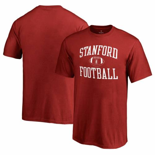 FANATICS BRANDED スタンフォード 赤 カーディナル 子供用 Tシャツ キッズ ベビー マタニティ トップス ジュニア 【 Stanford Cardinal Youth First Sprint T-shirt - Cardinal 】 Cardinal