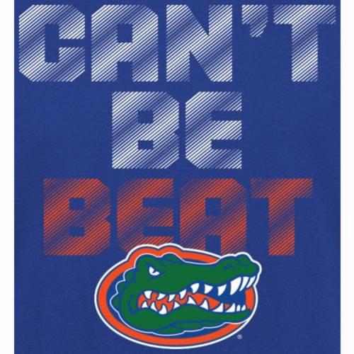 FANATICS BRANDED フロリダ 子供用 Tシャツ キッズ ベビー マタニティ トップス ジュニア 【 Florida Gators Youth Cant Be Beat T-shirt - Royal 】 Royal