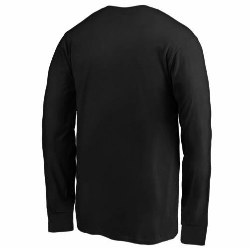 FANATICS BRANDED 子供用 ステルス スリーブ Tシャツ 黒 ブラック キッズ ベビー マタニティ トップス ジュニア 【 William Byron Youth Stealth Pop Revive Long Sleeve T-shirt - Black 】 Black