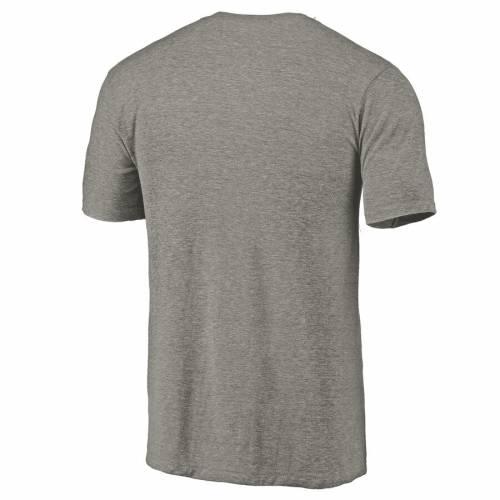 スポーツブランド カジュアル ファッション トップス 半袖 ファナティクス FANATICS BRANDED 大規模セール ウィスコンシン バッジャーズ GRAY セットアップ 灰色 グレー TRIBLEND PRESTIGE TSHIRT Tシャツ メンズファッション グレイ プレスティージ