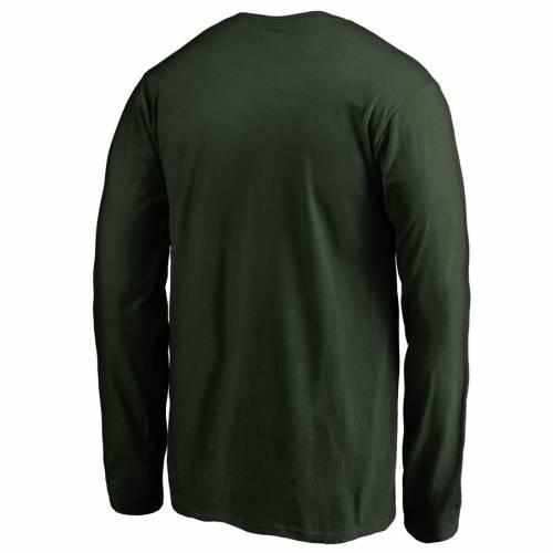 FANATICS BRANDED ミネソタ ワイルド 子供用 コレクション スリーブ Tシャツ 緑 グリーン キッズ ベビー マタニティ トップス ジュニア 【 Minnesota Wild Youth Iconic Collection We Are Long Sleeve T-shirt - G
