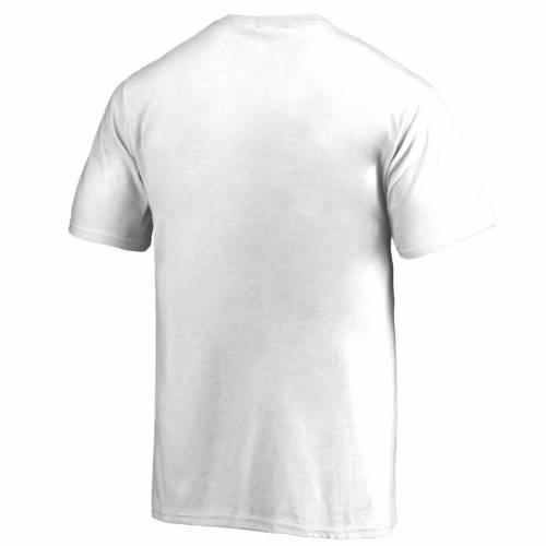 FANATICS BRANDED ミネソタ ワイルド 子供用 Tシャツ 白 ホワイト キッズ ベビー マタニティ トップス ジュニア 【 Minnesota Wild Youth Whiteout T-shirt - White 】 White