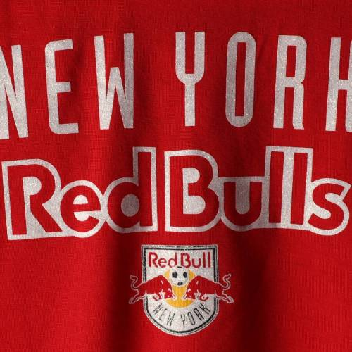 FANATICS BRANDED 赤 レッド ブルズ 子供用 チーム Tシャツ キッズ ベビー マタニティ トップス ジュニア 【 New York Red Bulls Girls Youth Team T-shirt - Red 】 Red