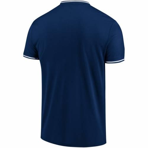 FANATICS BRANDED クリーブランド キャバリアーズ ブイネック Tシャツ 紺 ネイビー メンズファッション トップス カットソー メンズ 【 Cleveland Cavaliers True Classics V-neck T-shirt - Navy 】 Navy