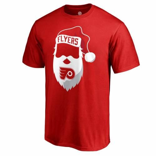 FANATICS BRANDED フィラデルフィア Tシャツ 緑 グリーン メンズファッション トップス カットソー メンズ 【 Philadelphia Flyers Jolly T-shirt - Kelly Green 】 Red