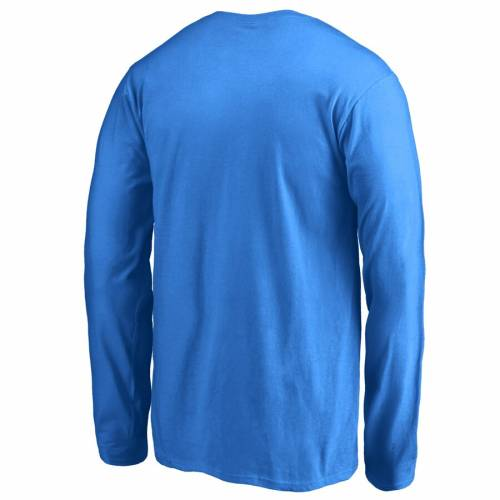 FANATICS BRANDED 子供用 チーム スリーブ Tシャツ 青 ブルー St. キッズ ベビー マタニティ トップス ジュニア 【 St. Louis Blues Youth Team Alternate Long Sleeve T-shirt - Blue 】 Blue