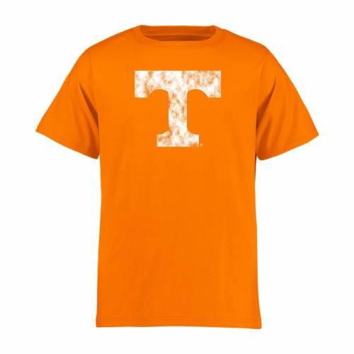 FANATICS BRANDED テネシー 子供用 クラシック Tシャツ 橙 オレンジ キッズ ベビー マタニティ トップス ジュニア 【 Tennessee Volunteers Youth Classic Primary T-shirt - Tennessee Orange 】 Tennessee Orange