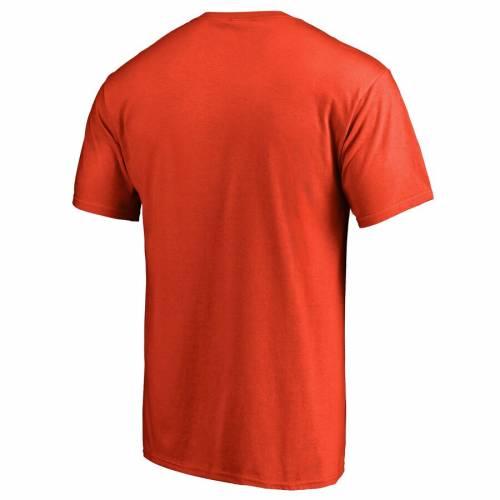 FANATICS BRANDED オレゴン スケートボード キャンパス アイコン Tシャツ 橙 オレンジ メンズファッション トップス カットソー メンズ 【 Oregon State Beavers Campus Icon T-shirt - Orange 】 Orange
