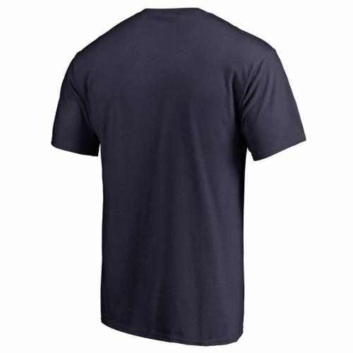 FANATICS BRANDED 紺 ネイビー Tシャツ 【 NAVY FANATICS BRANDED MIDSHIPMEN FIRST SPRINT TSHIRT 】 メンズファッション トップス Tシャツ カットソー