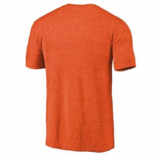 スポーツブランド カジュアル 春の新作 ファッション トップス 半袖 ファナティクス FANATICS BRANDED バージニア テック ホキーズ シティ TRIBLEND オレンジ ARCHED メンズファッション バージニアテック Tシャ CITY TSHIRT 橙 開店祝い Tシャツ ORANGE