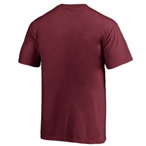 FANATICS BRANDED イリノイ 子供用 クラシック ロゴ Tシャツ キッズ ベビー マタニティ トップス ジュニア 【 Southern Illinois Salukis Youth Classic Primary Logo T-shirt - Maroon 】 Maroon