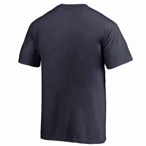 FANATICS BRANDED スケートボード タイタンズ 子供用 ベースボール Tシャツ 紺 ネイビー キッズ ベビー マタニティ トップス ジュニア 【 Cal State Fullerton Titans Youth True Sport Baseball T-shirt - Navy