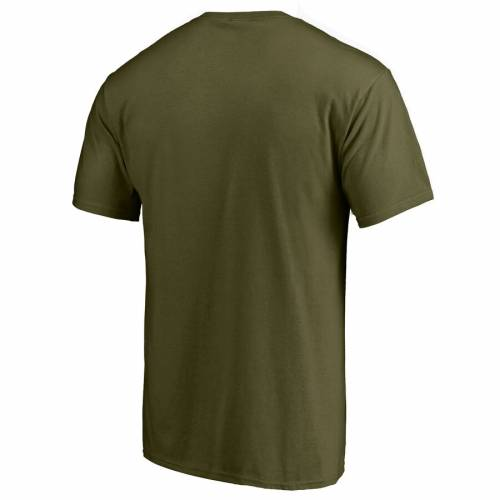 FANATICS BRANDED フロリダ Tシャツ 【 FLORIDA GATORS CAMO JUNGLE TSHIRT GREEN 】 メンズファッション トップス カットソー 送料無料