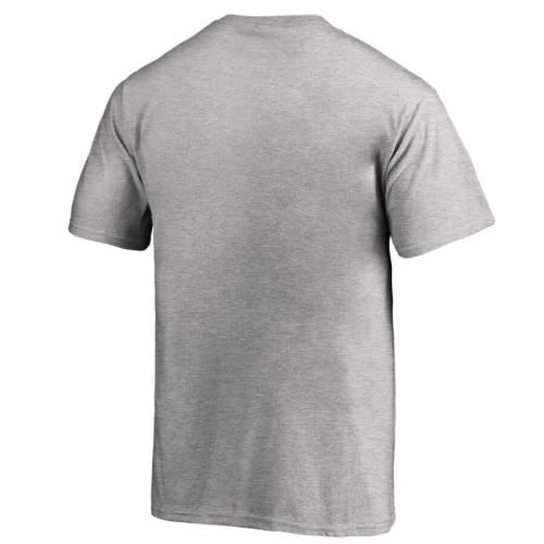 FANATICS BRANDED キングス 子供用 ウェーブ ウェイブ Tシャツ キッズ ベビー マタニティ トップス ジュニア 【 Los Angeles Kings Youth Banner Wave T-shirt - Ash 】 Ash