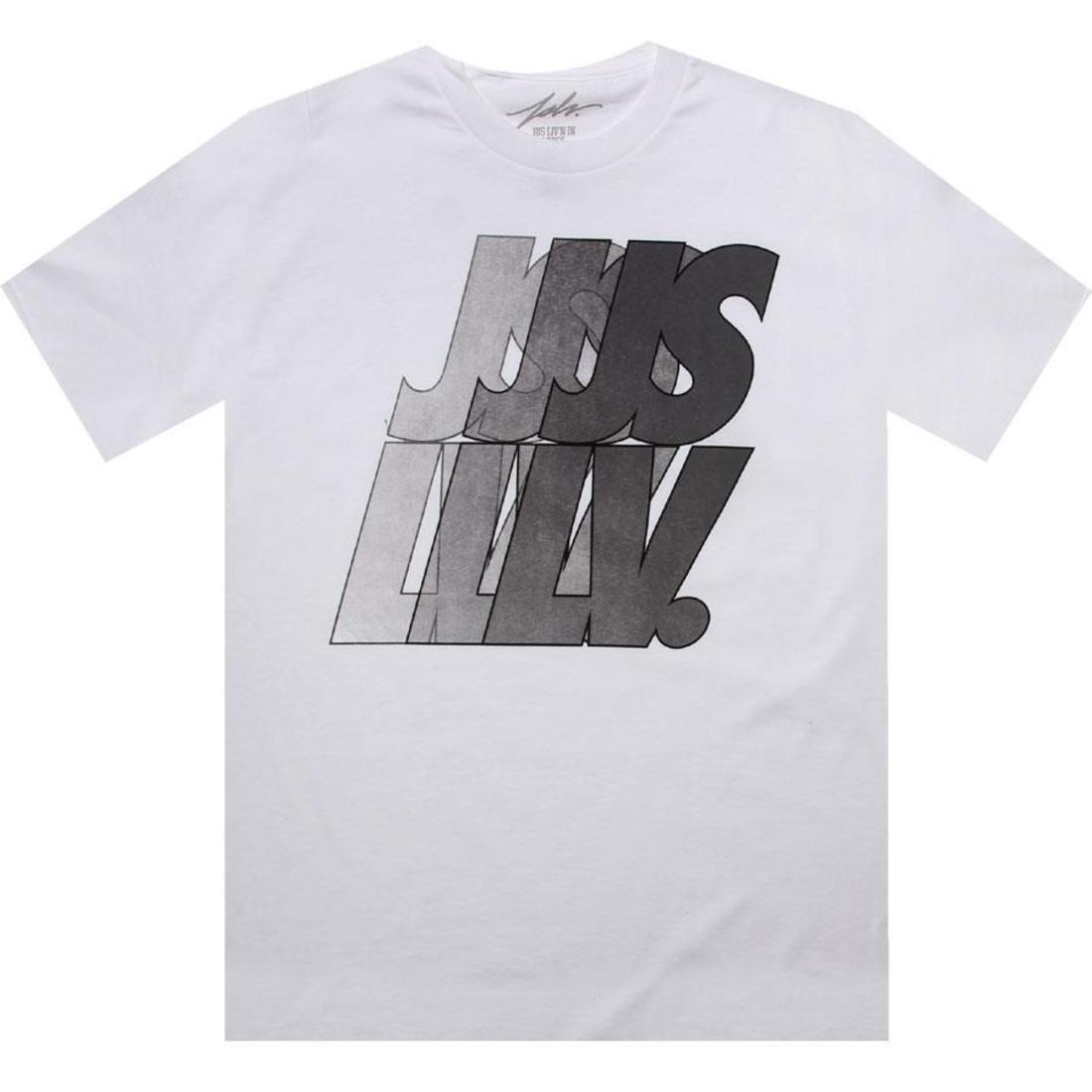 【海外限定】Tシャツ トップス メンズファッション 【 JSLV SKEWED TEE WHITE 】