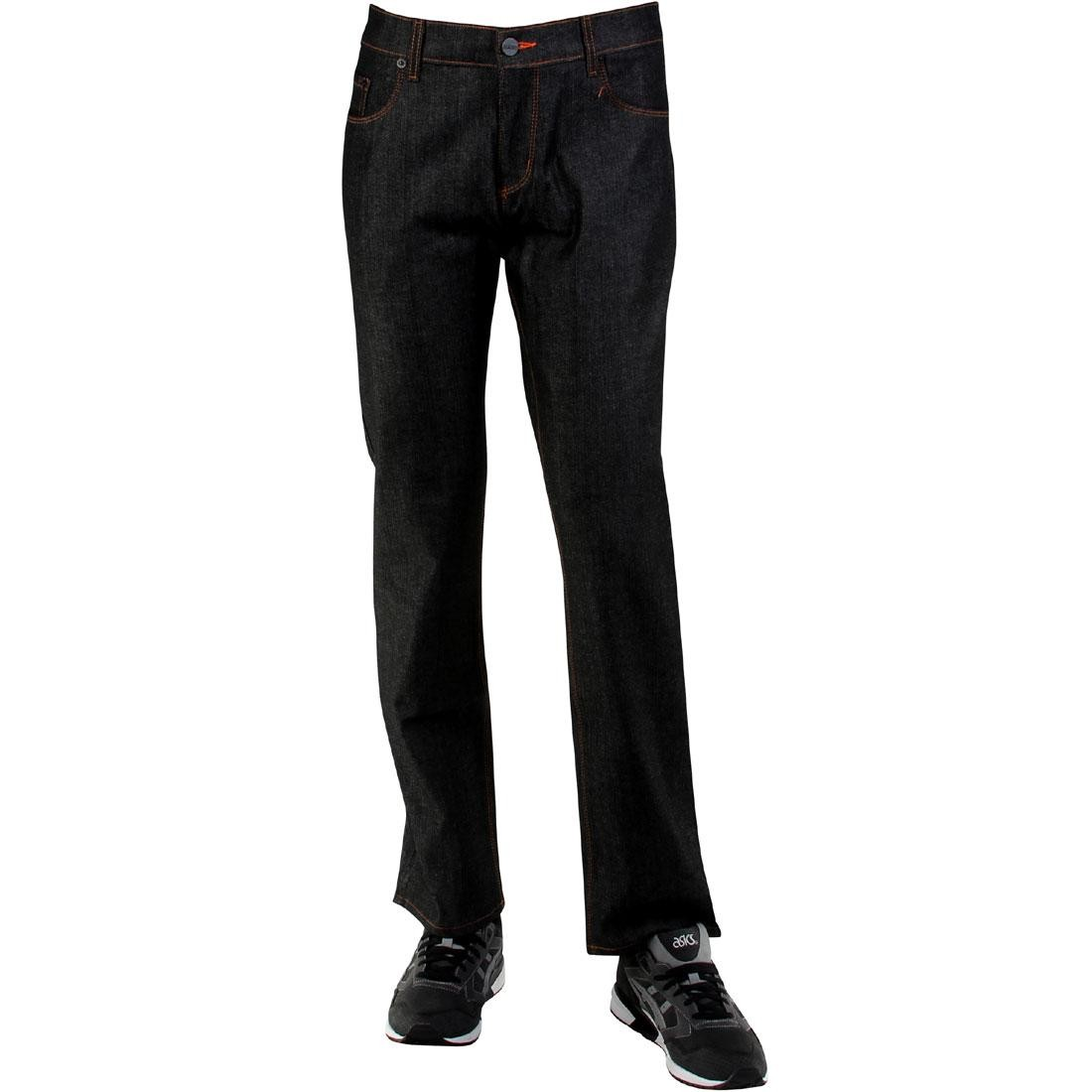 【海外限定】メンズファッション パンツ 【 BLKWD BLK ZOO RAW JEANS BLACK 】