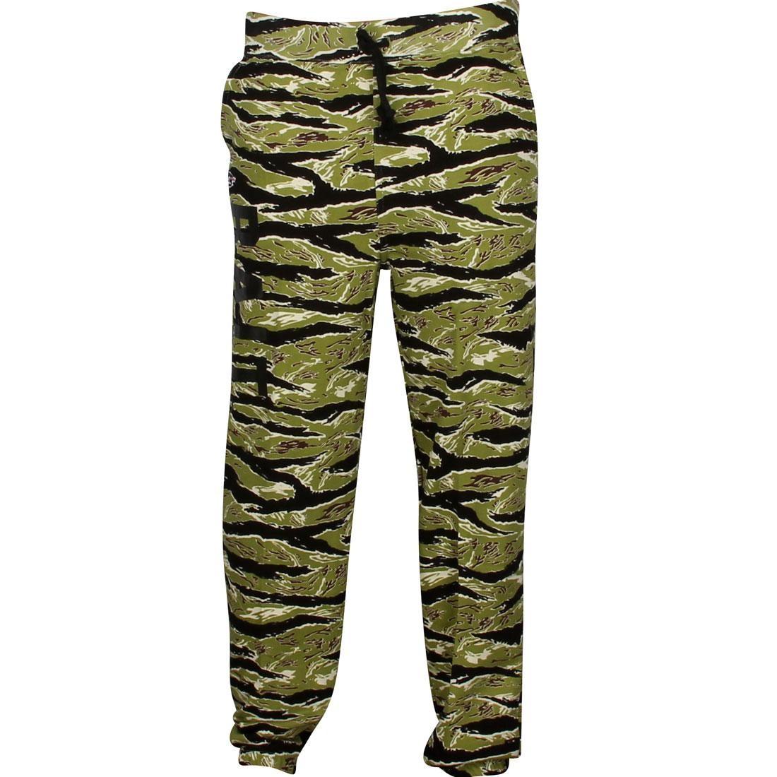 【 BAIT BASICS SWEATPANTS CAMO TIGER 】 メンズファッション ズボン パンツ 送料無料