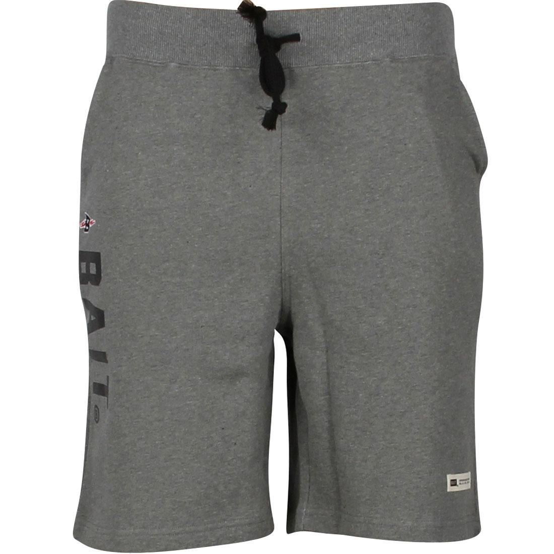 【海外限定】スウェット ショーツ ハーフパンツ パンツ メンズファッション 【 SWEAT BAIT BASICS SHORTS GRAY 】