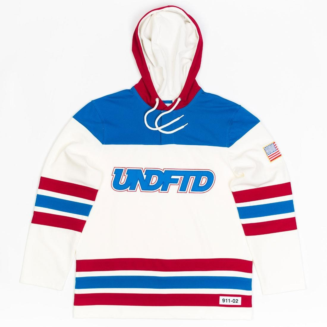【海外限定】ジャージ UNDEFEATED メンズファッション カットソー【 UNDEFEATED JERSEY MEN HOCKEY MEN JERSEY WHITE OFF】, Eternal:82ef4c39 --- sunward.msk.ru
