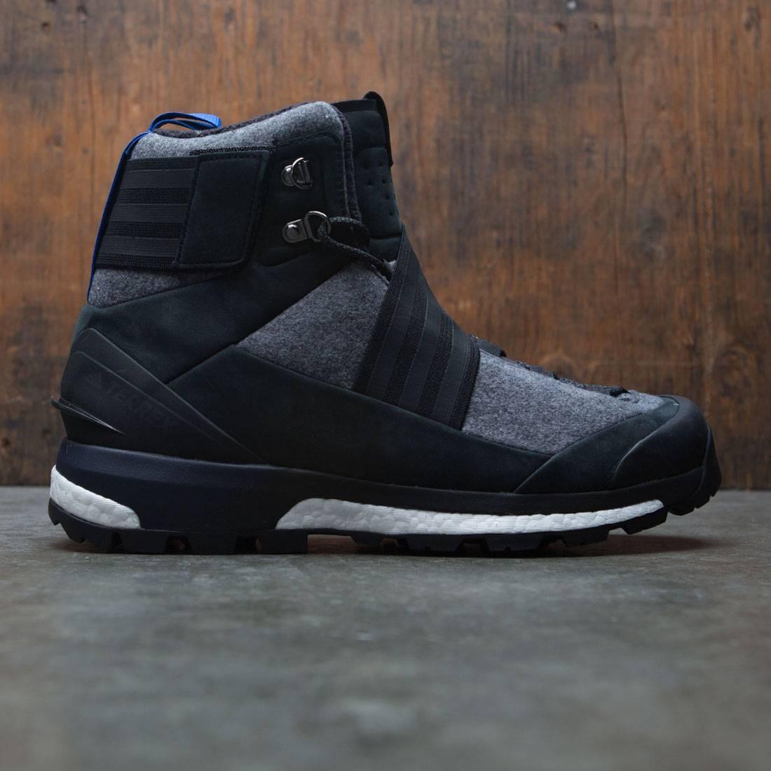 【海外限定】アディダス コア スニーカー メンズ靴 【 ADIDAS CONSORTIUM X XHIBITION MEN TERREX TRACEFINDER BLACK CORE 】