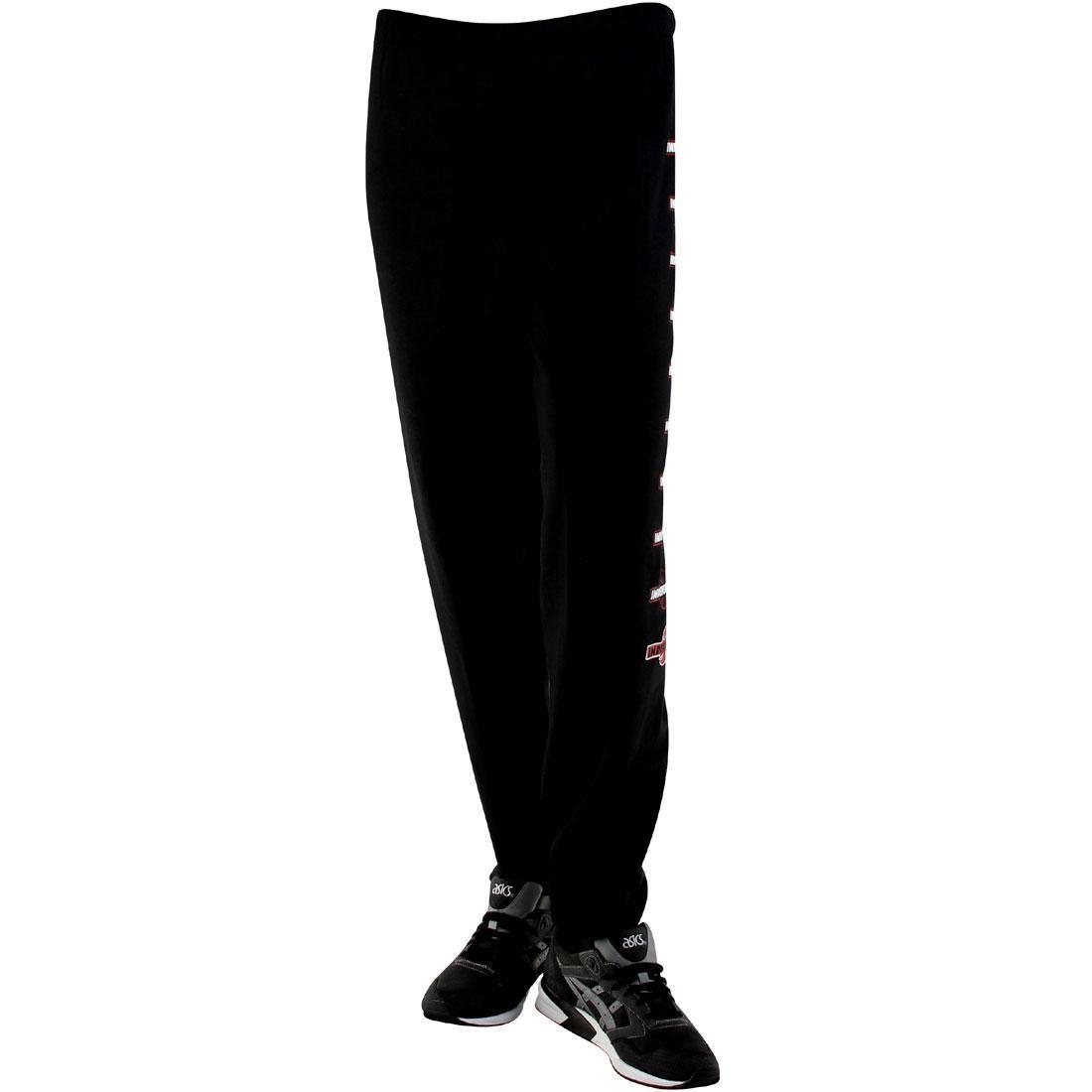【海外限定】パンツ メンズファッション 【 INDEPENDENT DANGLER PULL ON BOTTOM SWEATPANTS BLACK 】