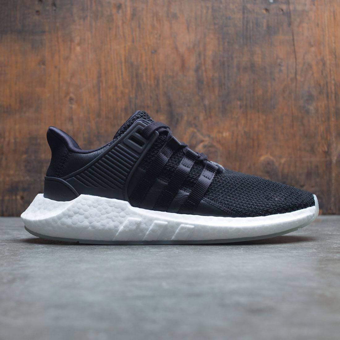 アディダス ADIDAS コア 黒 ブラック スニーカー メンズ 【 Men Eqt Support 93/17 (black / Core Black / Footwear White) 】 Black / Core Black / Footwear White