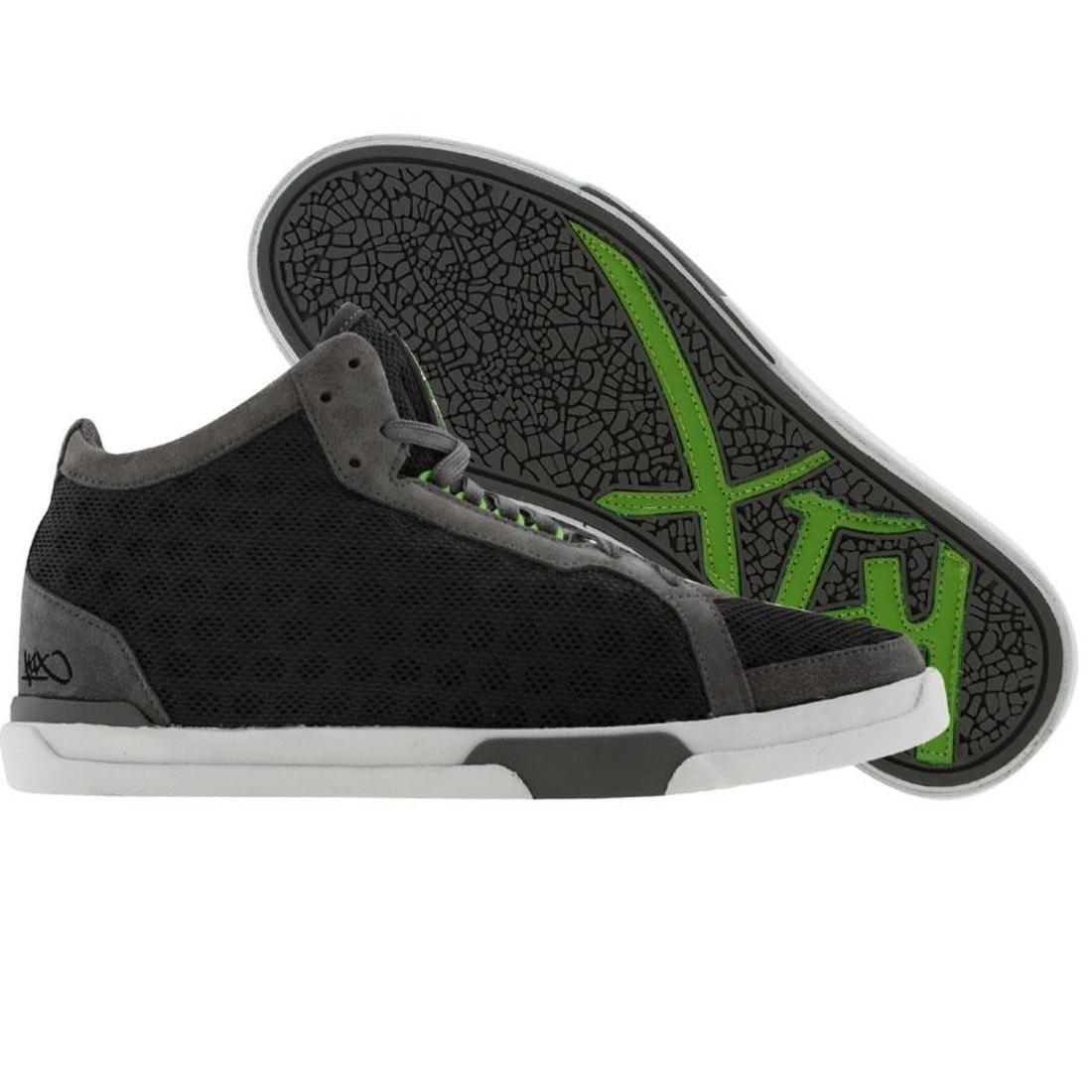 【海外限定】スニーカー メンズ靴 【 K1X 80S GREY GREEN 】