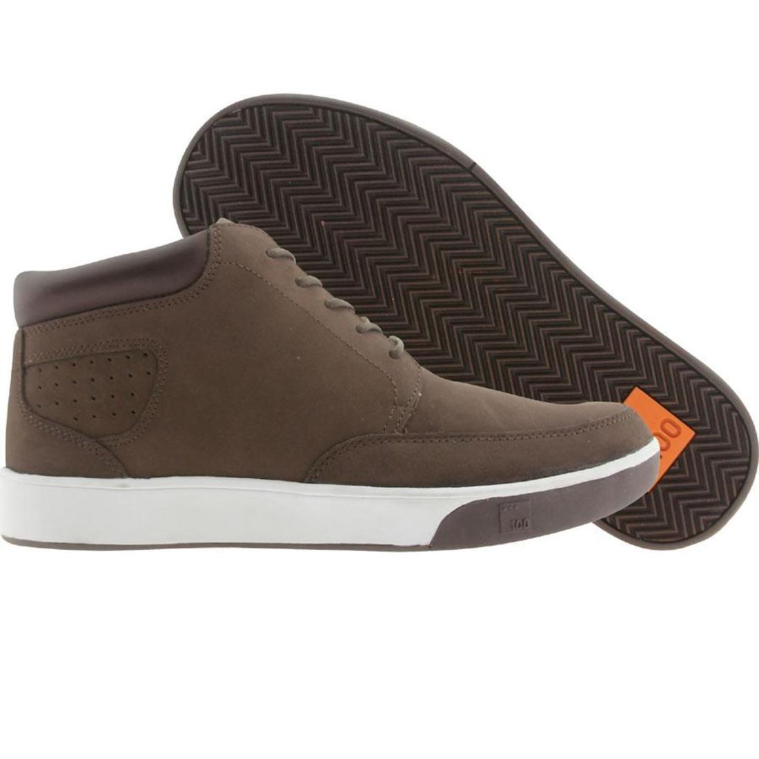 【海外限定】スニーカー メンズ靴 【 100 STYLES AND RUNNING ABBOTT CHOCOLATE BROWN 】